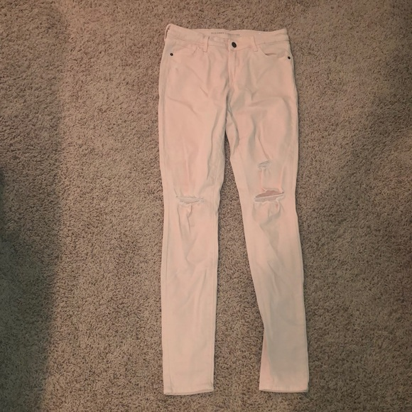 Old Navy Denim - Old Navy Pink Jeans